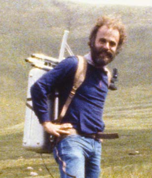 Climbing Caherconree, 1978